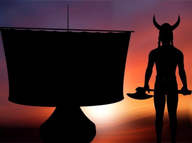 Wikinger tranken den Legenden nach ordentliche Mengen von Met