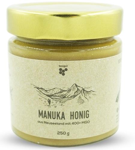 Wirkung Manuka Honig