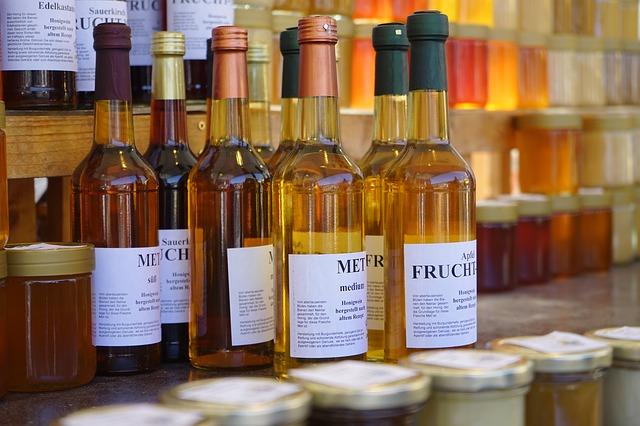 Met ist das älteste alkoholische Getränk.