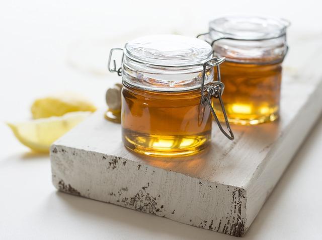 Honig ist ein gesundes Nahrungsmittel.
